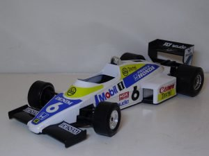 Williams FW 08C #6 Denim Image