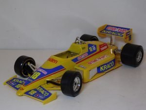 F1 Vintage #18 Kraco Image