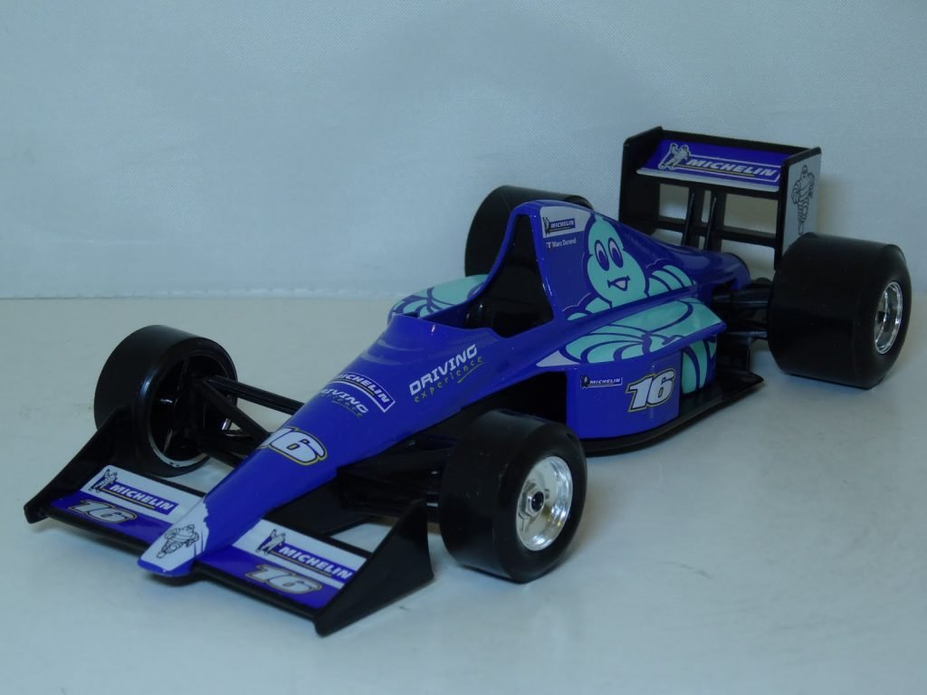 F1 Grand Prix #16 Michelin Image