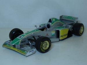 F1 Racing Daytona Racing #6 BR Image