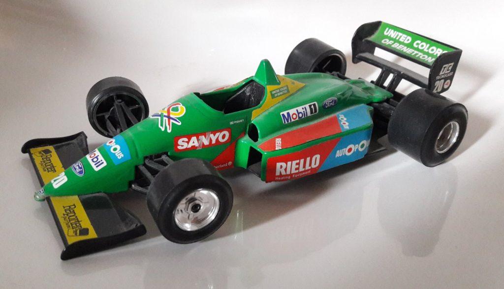 Benetton B188 #20 Riello - Piquet Image