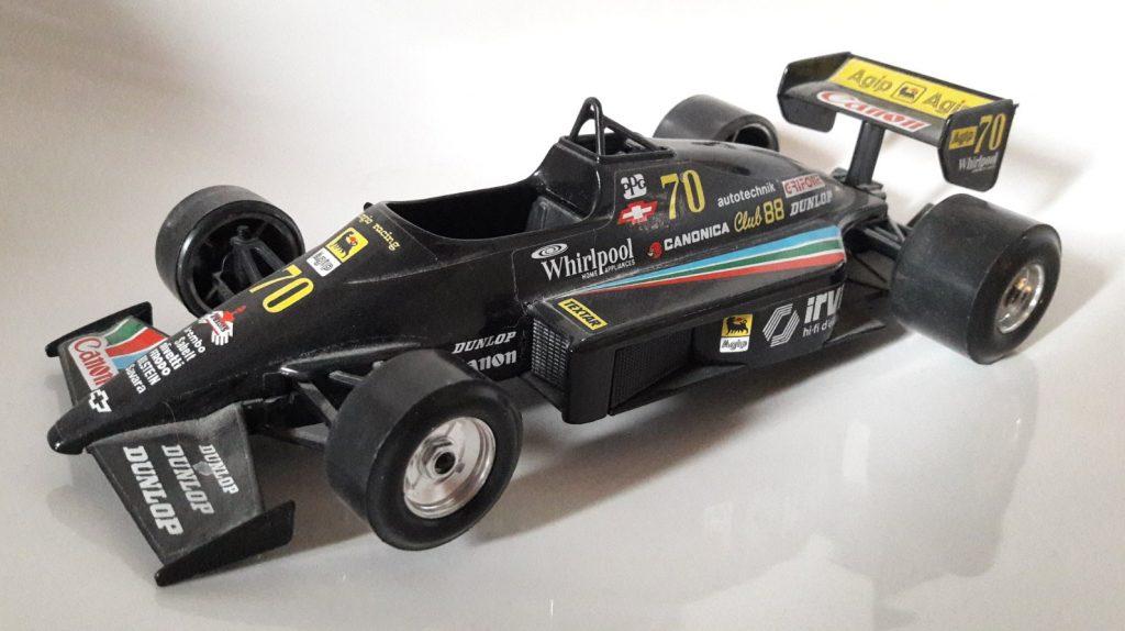 F1 Vintage #70 Irving Image