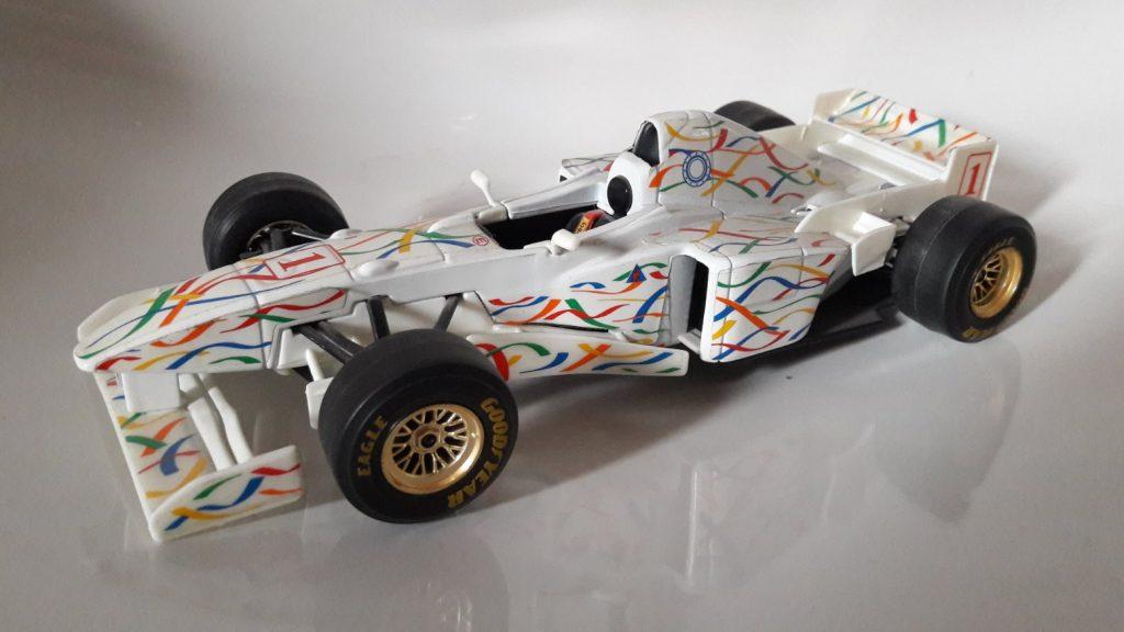 F1 Racing Pocono Cup #1 Image
