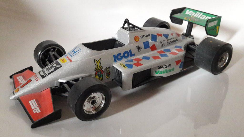 F1 Vintage #1 Igol Image