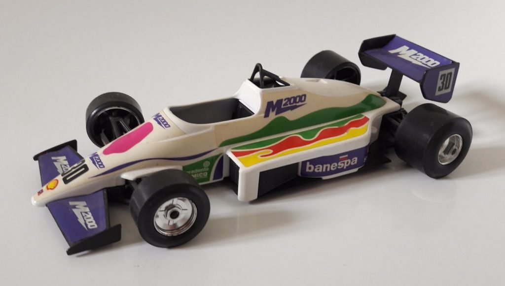F1 Vintage #30 Banespa Image