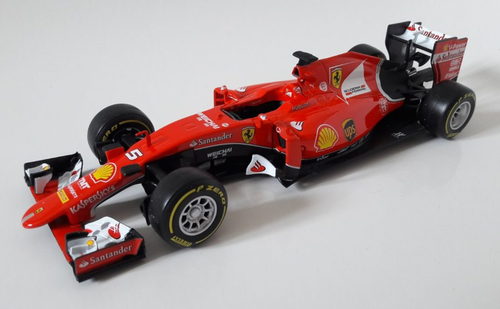 Ferrari SF15 #5 - Vettel Image