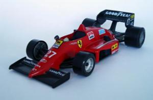 F1 Ferrari 156/85 #27 Alboreto Image