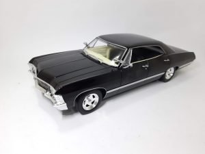 Chevrolet Impala Sport Sedan - Supernatural Image