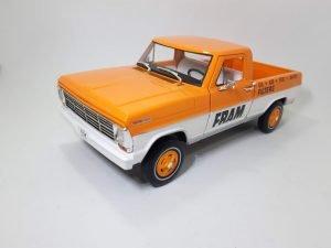 Ford F-100 (1967) - FRAM Image