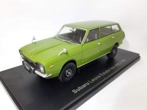 Subaru Leone Estate Van 4WD Image
