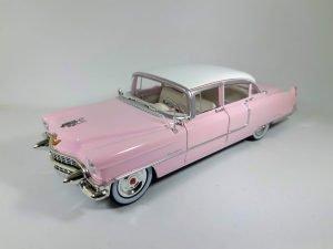 Cadillac Fleetwood Series 60 - Elvis Presley Car Image