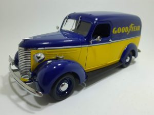 Chevrolet Panel Van - Goodyear Image