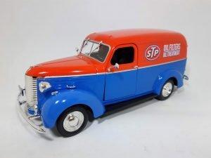 Chevrolet Panel Van - STP Image