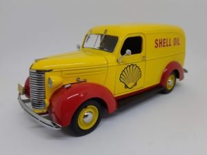 Chevrolet Panel Van - Shell Oil Image