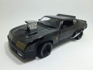 Ford Falcon XB V8 Interceptor - Mad Max Image