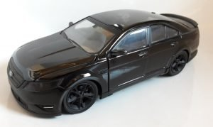 Ford Taurus SHO - Man in Black Image