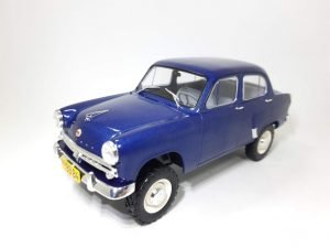 Moskvitch 410 Image