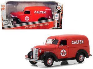 Chevrolet Panel Van - Caltex Image