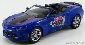 Chevrolet Camaro (2018) SS Spider - Official Pace Car Image