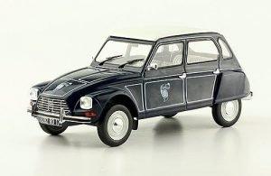 Citroën Dyane Caban Image