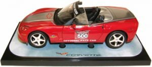 Chevrolet Corvette (2005) Convertible - Official Pace Car Image
