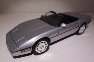 Chevrolet Corvette (1986) Convertible Image