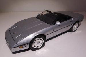 Chevrolet Corvette (1986) Convertible Image