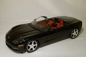 Chevrolet Corvette (2005) C6 Convertible Image