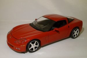 Chevrolet Corvette (2005) C6 Image