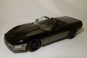 Chevrolet Corvette (1995) Convertible - Black Bandit Image