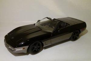 Chevrolet Corvette (1995) Convertible - Black Bandit Image