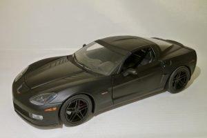 Chevrolet Corvette (2008) Z06 - Black Bandit Image