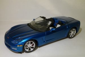 Chevrolet Corvette (2009) C6 Convertible Image