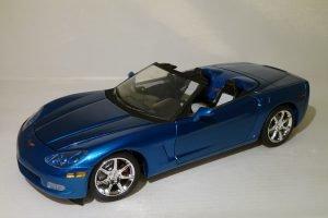Chevrolet Corvette (2009) C6 Convertible Image