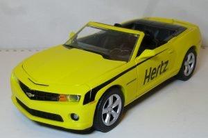 Chevrolet Camaro (2011) SS Convertible - Hertz Image
