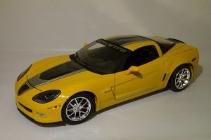 Chevrolet Corvette (2009) Z06 - Jake Edition Image