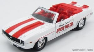 Chevrolet Camaro (1969) SS Spider - Official Pace Car Image