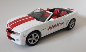 Chevrolet Camaro (2011) SS Spider - Official Pace Car Image