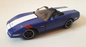 Chevrolet Corvette (1996) Grand Sport Convertible Image