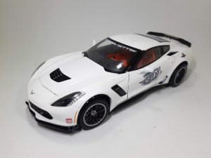Chevrolet Corvette (2015) Convertible - Official Pace Car Image