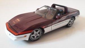Chevrolet Corvette (1995) Convertible - Official Pace Car Image