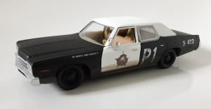Dodge Monaco - The Blues Brothers - Bluesmobile Image
