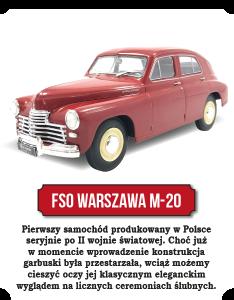 FSO Warszawa M-20 Image