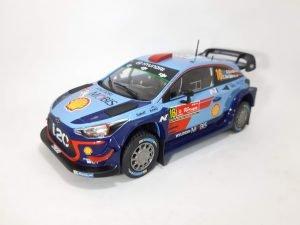 Hyundai i20 WRC Image