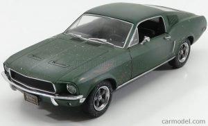 Ford Mustang (1968) GT390 Unrestored - Steve McQueen - Bullit Image