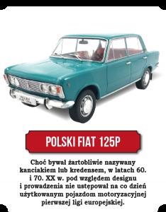 Polski Fiat 125P Image