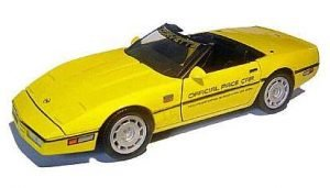Chevrolet Corvette (1986) Convertible - Official Pace Car Image