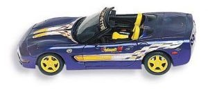 Chevrolet Corvette (1998) Convertible - Official Pace Car Image