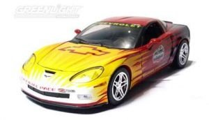 Chevrolet Corvette (2006) Z06 - Official Pace Car Image