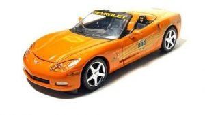 Chevrolet Corvette (2007) Convertible - Official Pace Car Image